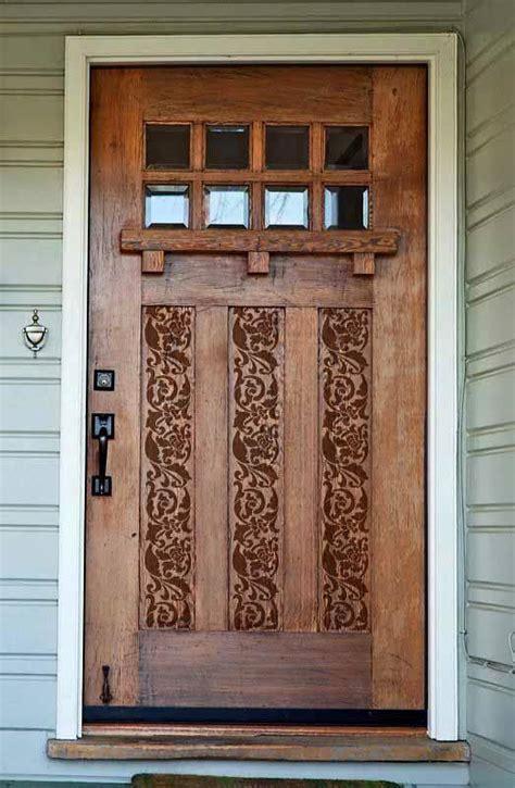cool front door designs  inspire  top