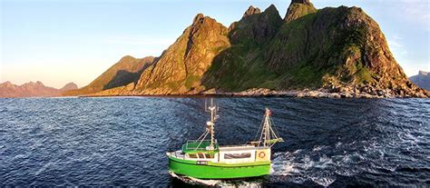 norwegian fishing boat builders the world s first electric fishing boat