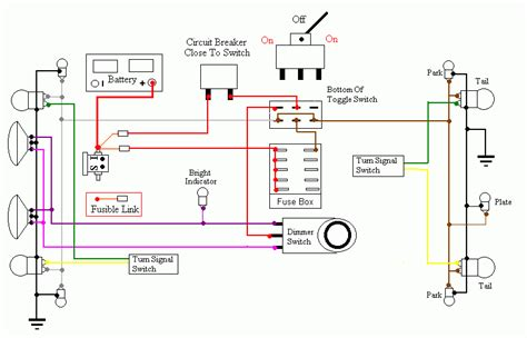 painless wiring harness diagram if you want to use a steering column dimmer you need to use