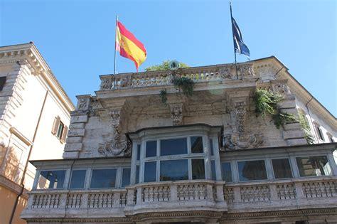 ambasciata di spagna presso la santa sede roma l ambasciata di spagna ed il palazzo borghese el