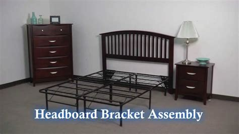 bed frame headboard brackets bed frames universal headboard brackets headboard