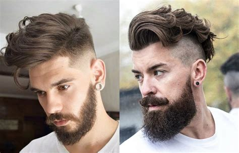 Hairstyles With Beard by 20 Undercut Hairstyles For 2018 Mens Haircuts Trends