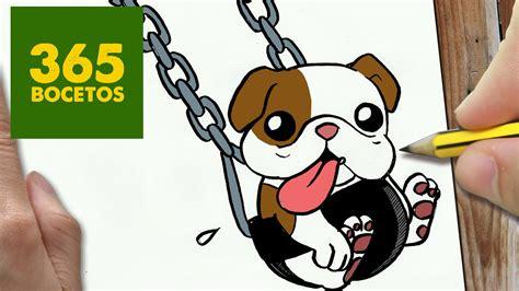 imagenes kawaii bocetos qu 233 graciosos son los perros 365 bocetos pinterest