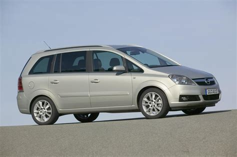 opel zafira review 2007 opel zafira picture 163260 car review top speed