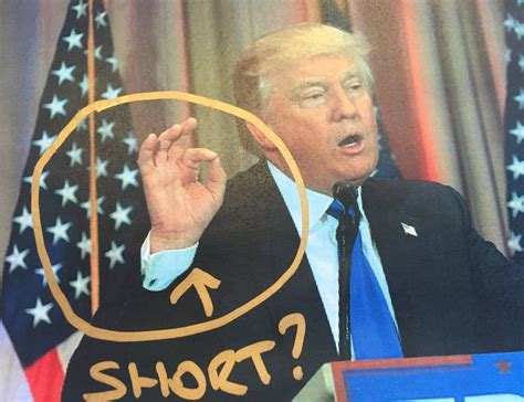 donald trump hands donald trump flaccid dumplings and the short fingered