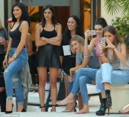 Kendall And Kylie Ready To Party » Ideas Home Design