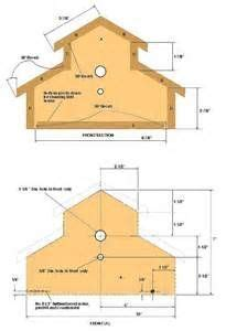 barn birdhouse plans bing images bird house plans