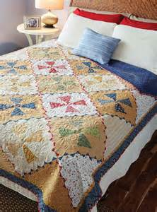 Bed Quilt Patterns by Josie Quilt Fons Porter