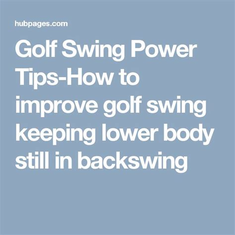 golf drills to improve swing 1000 ideas about golf backswing on pinterest golf tips