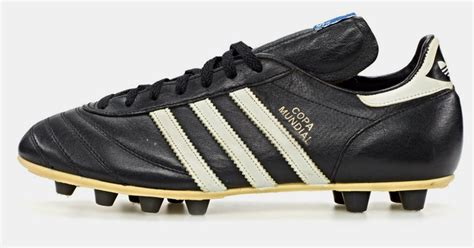 history of football shoes adidas classic football boots blindaxe sport