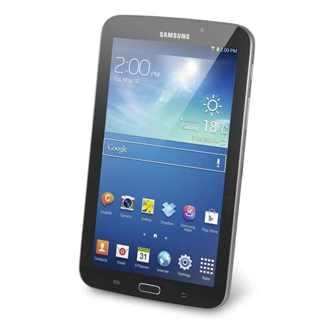 Second Samsung Tab 3 16gb samsung galaxy tab 3 7 quot 16gb wi fi 4g sprint tablet sm t217s midnight blue ebay