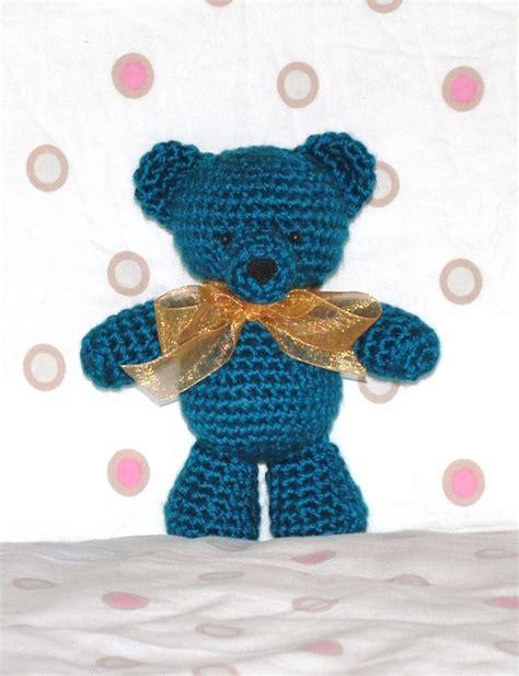 simple pattern for a teddy bear crafty hanako basic teddy bear pattern