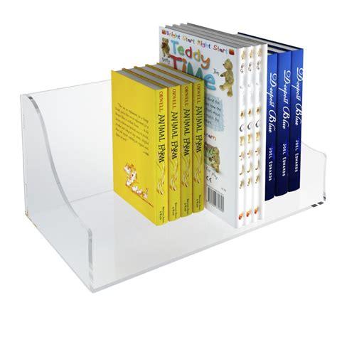 mensola libri mensola porta libri in plexiglass trasparente