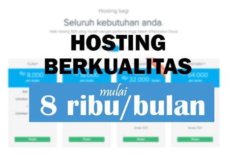 rekomendasi membeli domain  web hosting indonesia murah