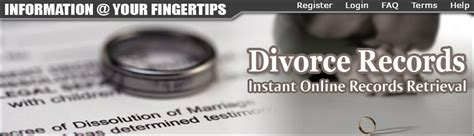 Divorce Court Records Divorce Records Results For