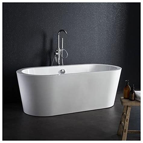 la baignoire 238 lot acrylique ovale notre test