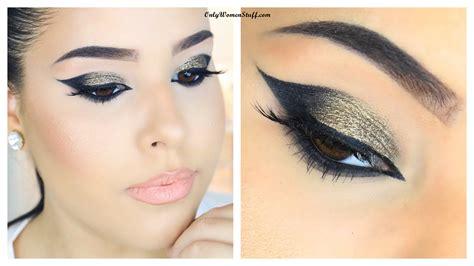 cat eyeliner tutorial step by step 35 easy smokey cat eye makeup step by step tutorial