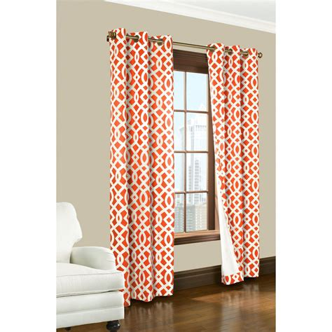 grommet top thermal curtains thermalogic weathermate trellis curtains 80x84 quot grommet