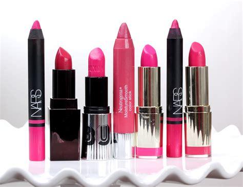tutorial memakai lipstik pink cara tepat memakai lipstik warna hot pink ciricara
