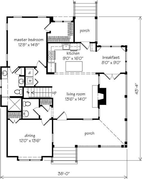 cottage floor plans southern living 131 best home plans images on pinterest