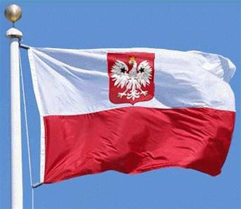 scow polski graafix graphics flag of poland polish graphics flag