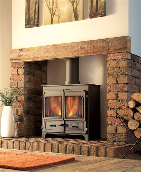 Hearth Fireplace by Best 20 Freestanding Fireplace Ideas On