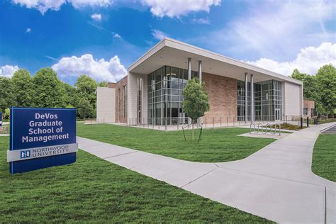 Northwood Mba Classes by Northwood To Dedicate New Devos Graduate School