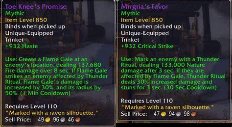 wow upgrade alchemy trinket how to upgrade trinkets wow newhairstylesformen2014 com