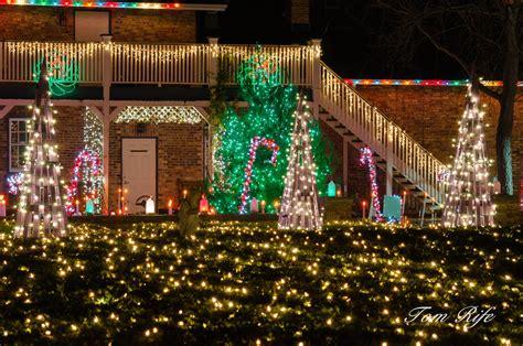 Botanical Gardens Light Show Light Show Rotary Botanical Gardens