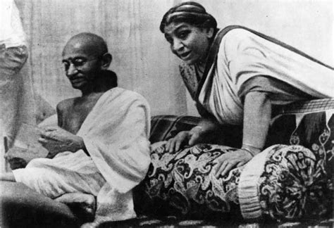 biography mahatma gandhi wallpapers the nightingale of india sarojini naidu shethepeople tv