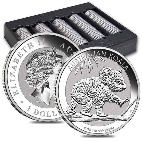Australian Koala Silver Coin 2016 2016 1 oz silver australian koala perth mint 999 bu in capsule