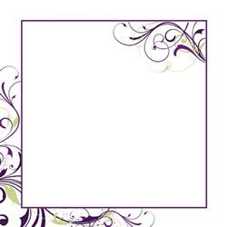 blank wedding invitation paper template best template collection