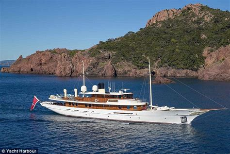 Swedish Home Interiors by Jk Rowling S Yacht On Sale For 163 15m Complete With