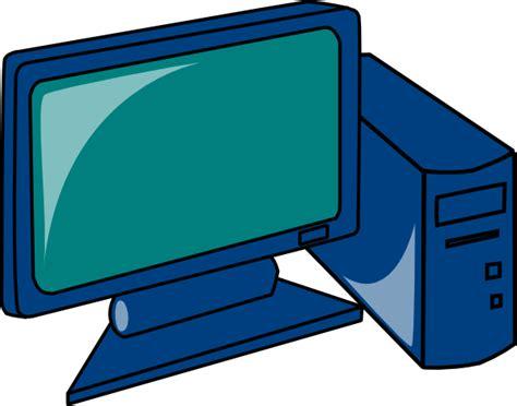 clipart pc computer pc clip at clker vector clip