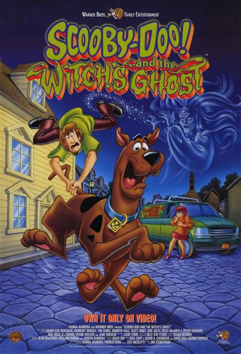 Scooby Doo 8 1 reviews scooby doo and the witch s ghost by