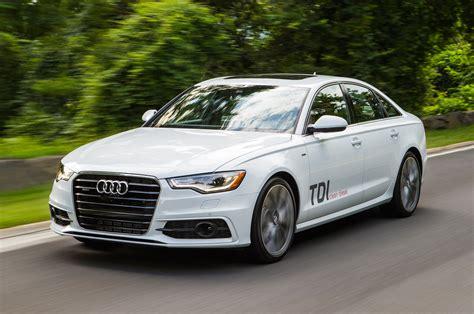 2014 audi a6 tdi test motor trend