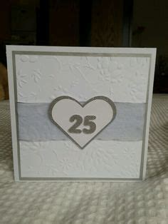 25 anniversary card 25th wedding anniversary ideas 25th anniversary and