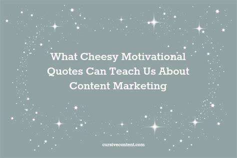 non cheesy motivational quotes