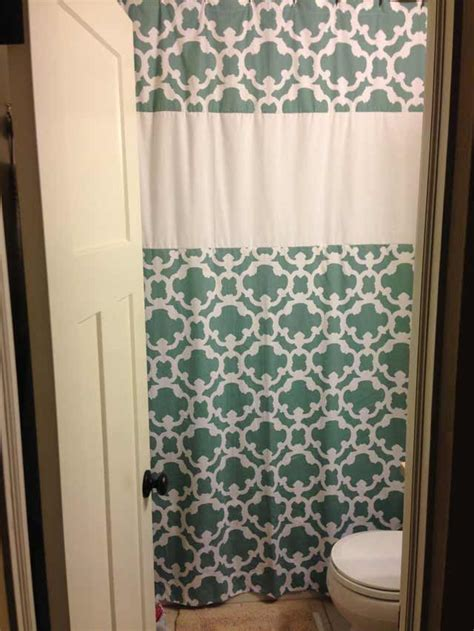 floor to ceiling shower curtain how to make a floor to ceiling shower curtain checking