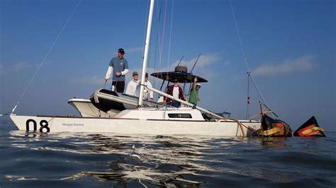 sailing boat j22 racing shorts march 27