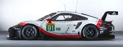 Porsche Rsr Porsche 911 991 2 Rsr Stuttcars