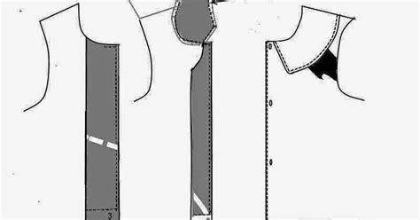 membuat pola baju blus cara membuat pola baju blus wanita part 2 danitailor