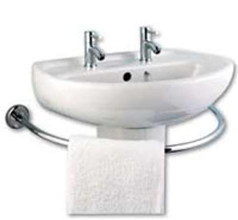 12 types pedestal sink with towel bar