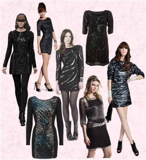 16 Best Sequin Dresses For Fall Winter 2009 2010 by Sequin Dress Fashion S Fashion Autumn Winter 2009 10