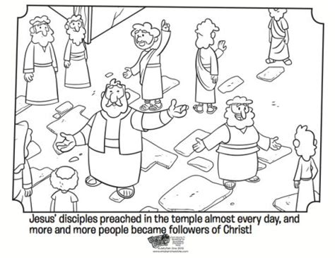 coloring pages book of acts 25 best images about paul and silas coloring pages on