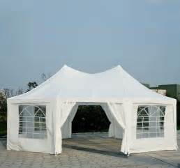 How To Make A Gazebo Canopy by 22 X 16 Heavy Duty Party Tent Gazebo 4 Colors