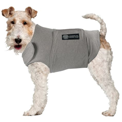 anxiety crate akc american kennel club anti anxiety and stress relief calming coat for dogs ebay