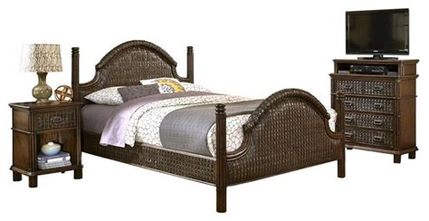tropical bedroom furniture sets king bed with media chest tropical bedroom furniture