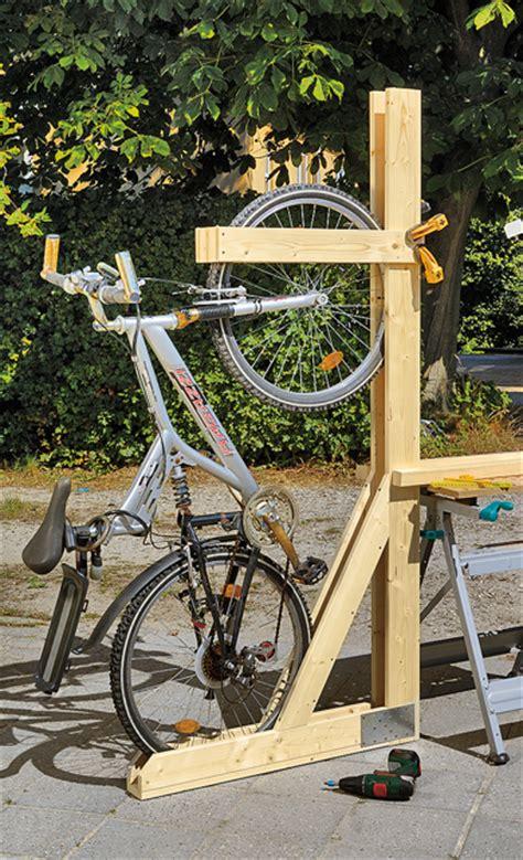 fahrradst 228 nder selber bauen fahrradst nder selber machen