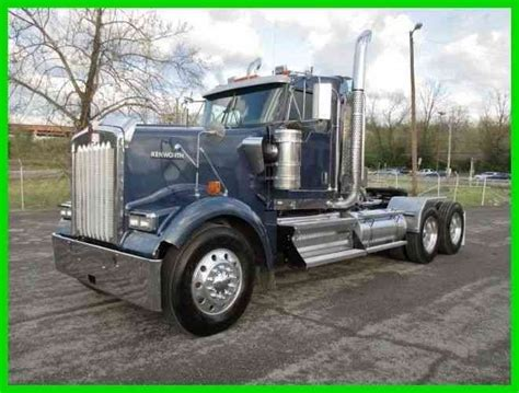 kenworth specs kenworth w900 ext day cab heavy haul specs w warranty